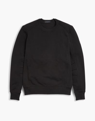 Belstaff - New Chanton Sweatshirt- £195 - Black - 71130281 J61A0066 90000.jpg