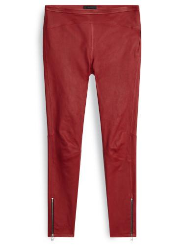 Belstaff - Gazelle Trousers - £895 - Carmine Red - 72100201 L81N0352 50037.jpg