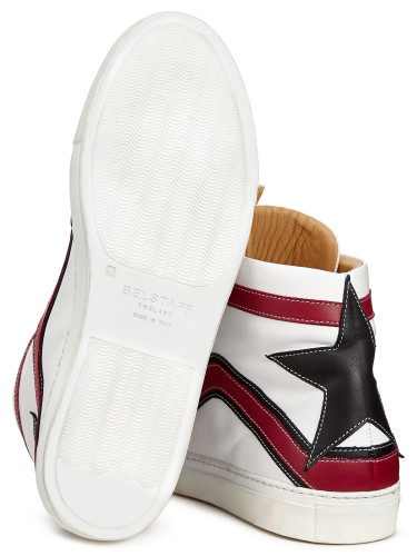 Belstaff - Dillon Sneaker - £325 - White - 77851285 L81N0563 10000 - iii.jpg