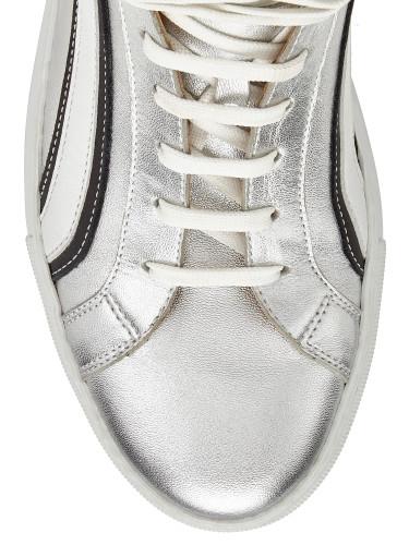 Belstaff - Dillon Sneaker - £325 - Silver - 77851285 L81N0563 01616 - iv.jpg