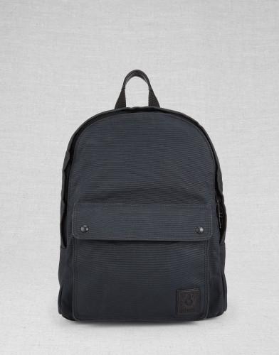 Belstaff - Tufnell Backpack - Black - £395 - 75610371 C61N0118 90000.jpg