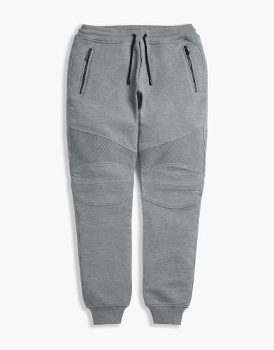 Belstaff - New Ashdown Sweatpants - £195 - Grey Melange - 71100169 J61A0060.jpg