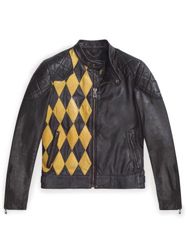 Belstaff - Romero Riding Jacket - -ú1450 - Black Yellow - 71020547 L81N0056 09309.jpg