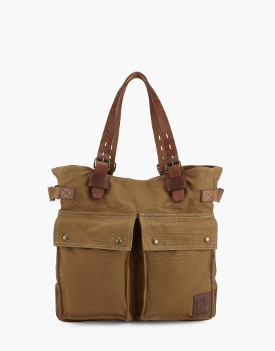 Belstaff - Pinner Tote - Khaki - £495 - 75610367 C61N0118 10070.jpg