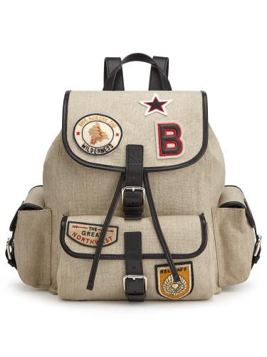 Belstaff - Lincon 1916 Backpack - Natural - 75710159 L81N0565.jpg