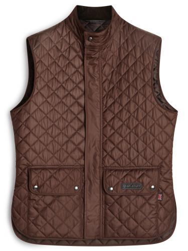 Belstaff - Waistcoat Quilted Gillet - -ú195 - Umber - 71080002 C50N0192 60023.jpg