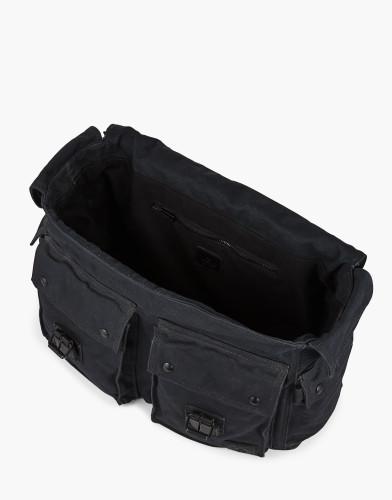 Belstaff - Colonial Messenger Shoulder Bag - Black - £350 - 75610370 C61N0118 90000 - i.jpg
