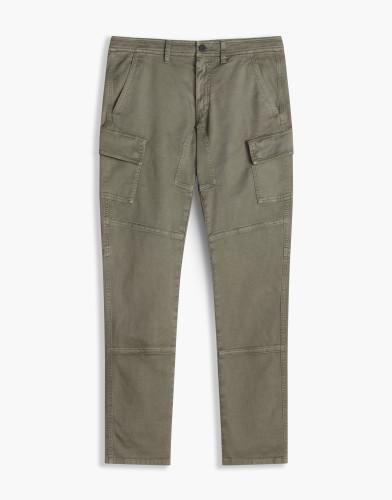 Belstaff - Dunston Trouser - £250 - Ash Green - 71100230 D71B0029 20088.jpg