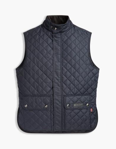 Belstaff - Quilted Waistcoat - £195 - Dark Navy - 71080002 C50N0192 80010.jpg