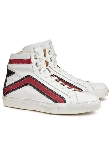 Belstaff - Dillon Sneaker - £325 - White - 77851285 L81N0563 10000 - ii.jpg