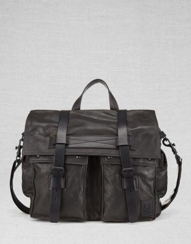 Belstaff - Colonial Messenger Shoulder Bag - Black - £650 - 75610370 L81N0556 90000.jpg
