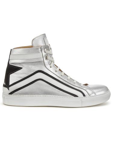Belstaff - Dillon Sneaker - £325 - Silver - 77851285 L81N0563 01616 - i.jpg