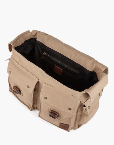 Belstaff - Colonial Messenger Shoulder Bag - Sand - £350 - 75610370 C61N0118 10024 - i.jpg