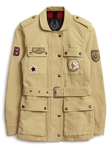 Belstaff - Hoghton Patch Jacket - £695 - Golden Sandstone - 72050383 C71A0350 10133.jpg