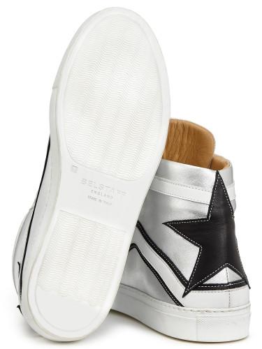 Belstaff - Dillon Sneaker - £325 - Silver - 77851285 L81N0563 01616 - iii.jpg