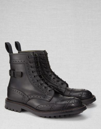 Belstaff x Trickers - Phoenix Boots - -ú495 - Black - 77800169 L81N0534 90000.jpg