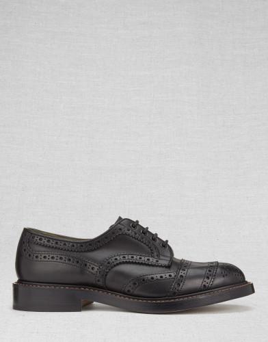 Belstaff x Trickers - Phoenix Shoe - -ú475 - Black - 77800170 L81N0534 90000.jpg