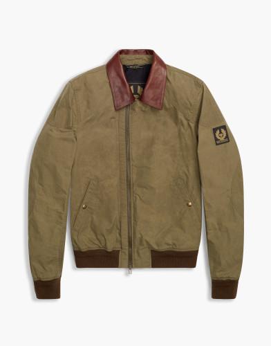 Belstaff - Runwood Blouson - £495 - Leaf Green - 71020536 C61N0382 60010.jpg