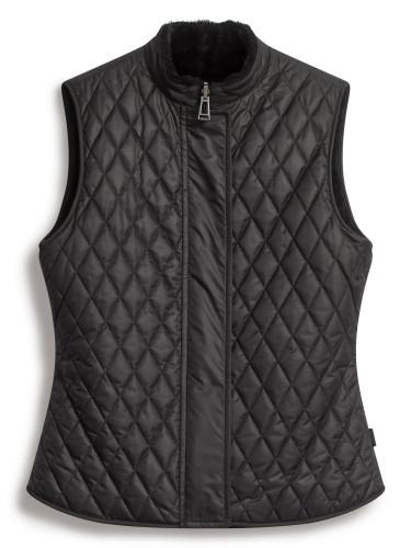Belstaff - Westwell  Vest With Fur - £250 - Black - 72070051 C50N0192 09900.jpg