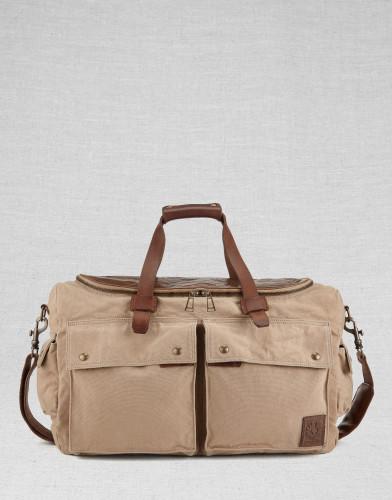 Belstaff - Magnum Weekend Bag - Sand - £750 - 75610364 C61N0118 10024.jpg
