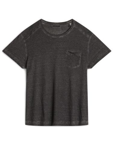 Belstaff - Crossfell T-Shirt - -ú85 - Antique Black -71140158 J71A0020 90054.jpg