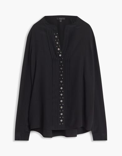 Belstaff - Becca Shirt - Black - 72120167 C65N0055 90000.jpg