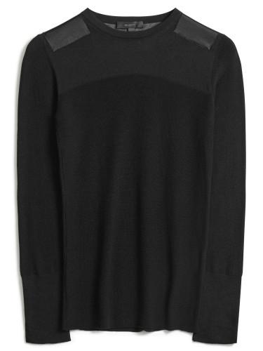 Belstaff - Sonya Crewneck Jumper - £325 - Black-  72130202 K61A0019 90000.jpg