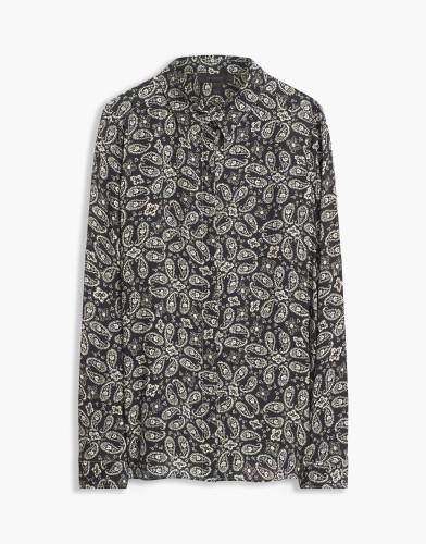 Belstaff - Imelda Printed Shirt - £325 - Black - 72120169 C50N0417 90000.jpg