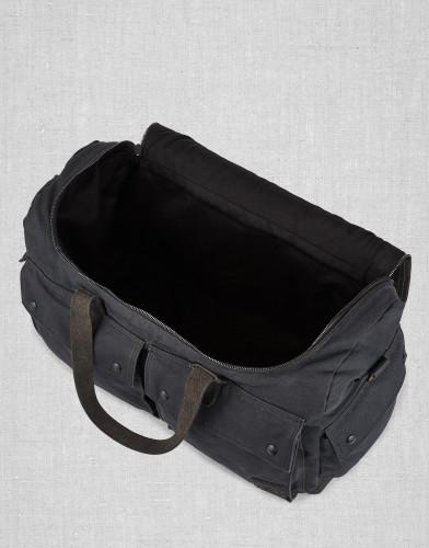 Belstaff - Magnum Weekend Bag - Black - £750 - 75610364 C61N0118 90000 - i.jpg