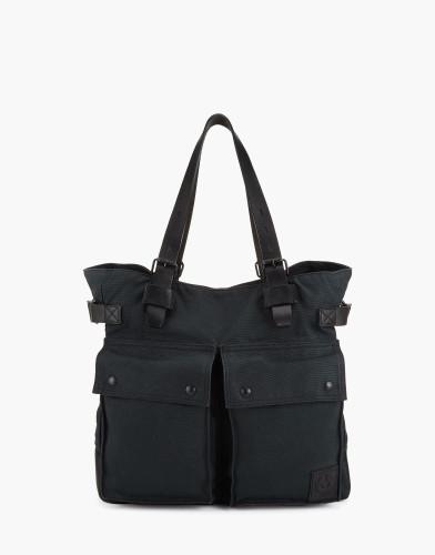 Belstaff - Pinner Tote - Black - £495 - 75610367 C61N01181 90000.jpg