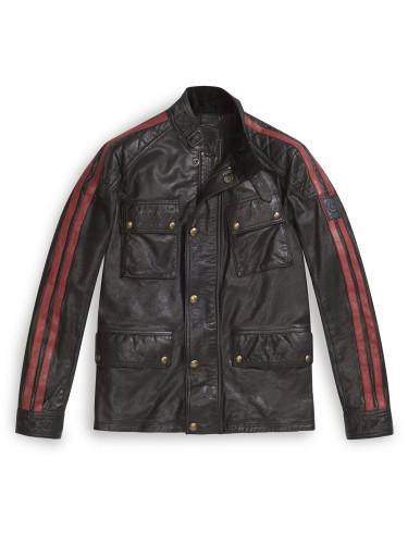 Belstaff - Daytona Jacket - -ú1595 -Black Racing Red - 71050352 L81N0056 09502.jpg