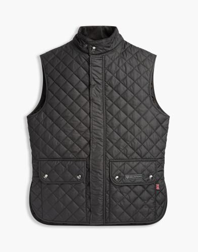 Belstaff - Quilted Waistcoat - £195 - Black - 71080002 C50N0192 90000.jpg