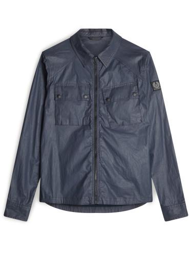 Belstaff - Shawbury Shirt - -ú250 - Washed Navy - 71120136 C61N0368 - 80104.jpg