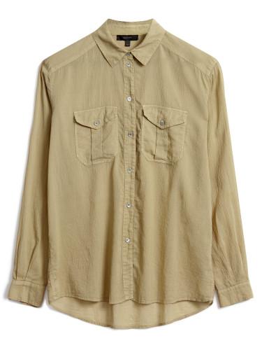 Belstaff - Mabel Shirt - £325 - Golden Khaki - 72120173 C71A0352 60002.jpg
