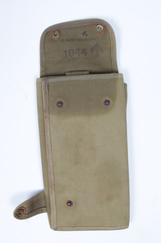 Archive #137 British Army map case 1944