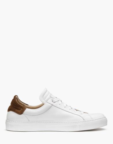 Belstaff AW17 - Dagenham 2.0 Sneakers - £225 E250 $295 - White.jpg