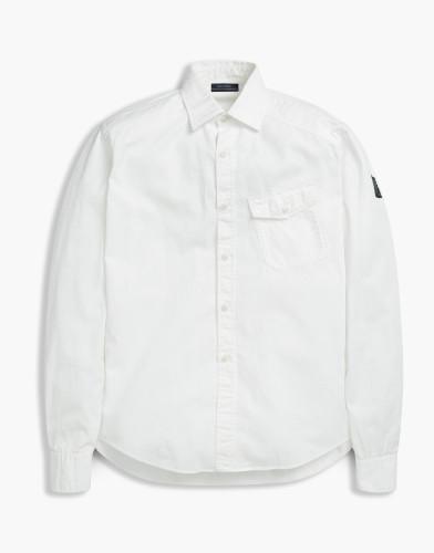 Belstaff - Steadway Shirt-£150 €175 $225 - White - 71120157c61a035410000.jpg