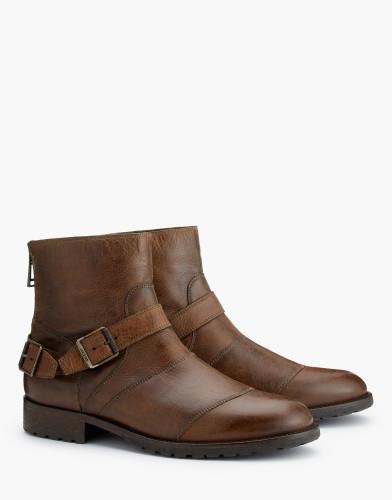 Belstaff AW17 - Trialmaster Short Boots - £450 E495 $595 - Cognac - 77800217l81a027370002_ALT1.jpg