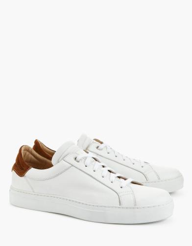 Belstaff AW17 - Dagenham 2.0 Sneakers - £225 E250 $295 - White -77800213l81a05631000_ALT1.jpg