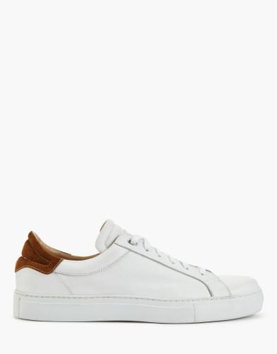 Belstaff AW17 - Dagenham 2.0 Sneakers - £225 E250 $295 - White - 77800213l81a05631000.jpg