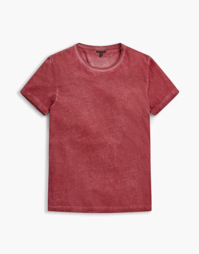 Belstaff - Trafford T-Shirt - £85 €95 $115 -Cardinal Red Melange -71140149j61a007750041.jpg