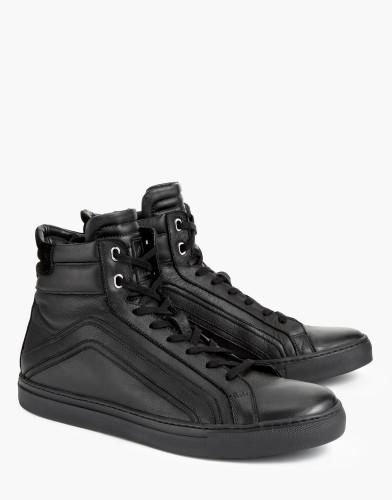Belstaff AW17 - Ampton Sneakers - £325 E350 $425 - Black -77800215l81a056390000_ALT1.jpg
