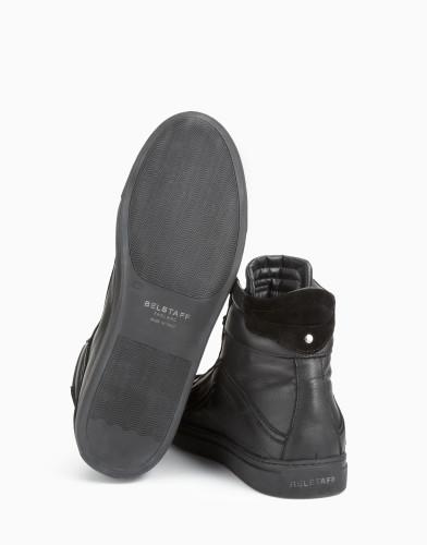 Belstaff AW17 - Ampton Sneakers - £325 E350 $425 - Black -77800215l81a056390000_ALT2.jpg