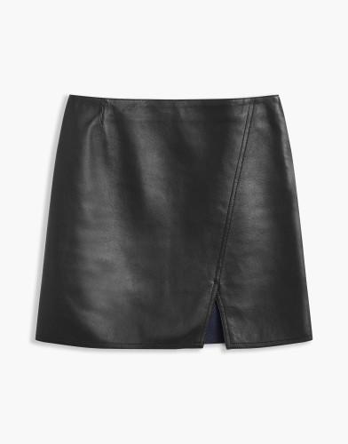 Belstaff - Estelle Skirt - £795 €895 $1095 - Black True Navy - 72110159 L81N0555 09831.jpg