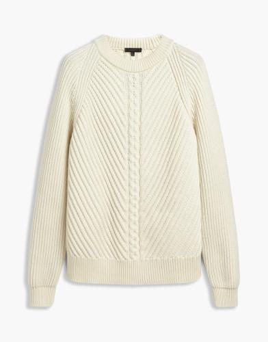 Belstaff - Shandi Sweater - £425 €450 $550 - Off White - 72130212 K67G0031 10082.jpg
