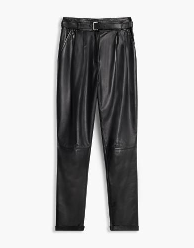 Belstaff - Emely 2.0 Trousers - £1095 €61195 $1395 - Black - 72100192 L81N0584 90000.jpg