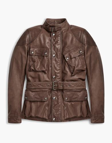 Belstaff - Speedmaster -2016 Jacket -£1350 €1495 $1895 - Matte Brown-71050298l81b022560005.jpg