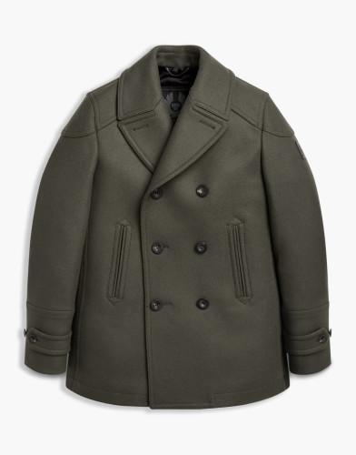 Belstaff - Ashburn Peacoat - £795 €895 £1095 - Ash Green -71030114c77n015720088.jpg