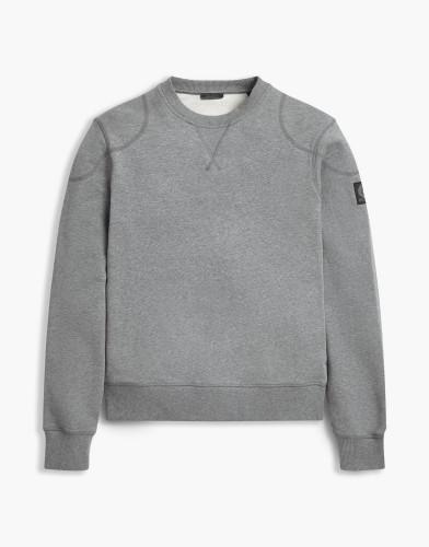Belstaff - Jefferson Sweatshirt - £120 €125 $150 - Dark Grey Melange - 71130385j61a006690004.jpg