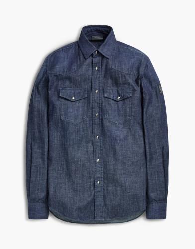 Belstaff - SomerfordShirt - £225 €250 $295 - Dark Indigo - 71120159d61b003380032.jpg